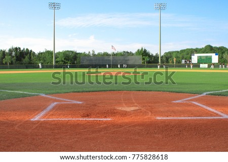 Ballpark and Stadium Imagery #775828618