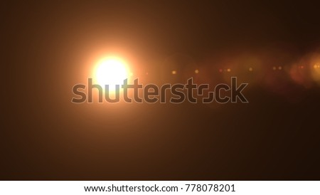 Lens flare , Abstract overlays background. #778078201