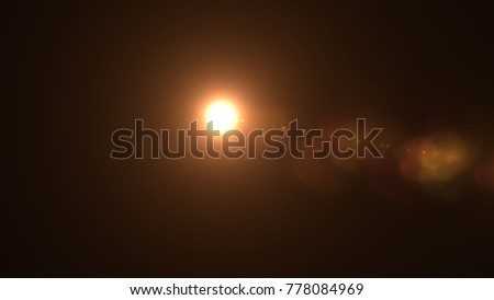 Lens flare , Abstract overlays background. #778084969