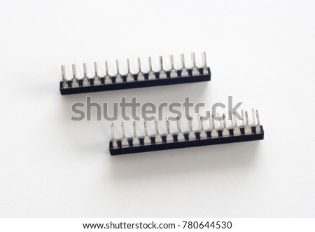 Microchips with pins #780644530