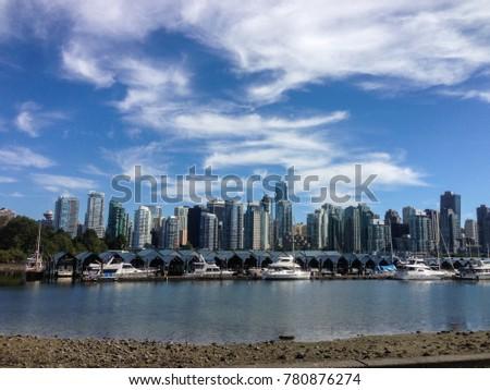 Coast City Aerial View #780876274