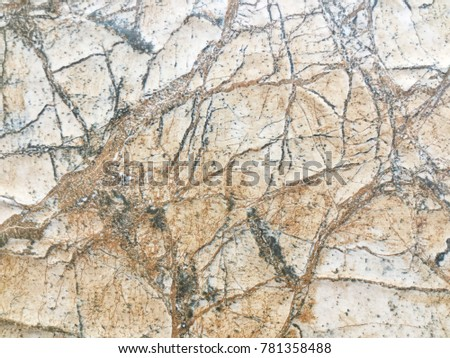 Stone background texture/Surface of the marble with colorful/Antique texture wall from stone #781358488