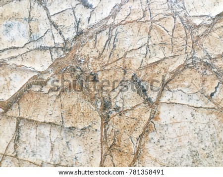 Stone background texture/Surface of the marble with colorful/Antique texture wall from stone #781358491
