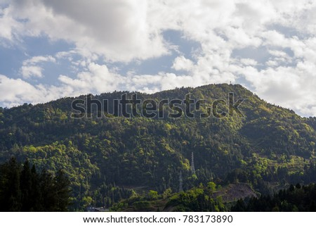 Peaceful Valley, Wulong, Chongqing, China #783173890