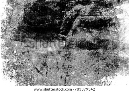 Abstract background. Monochrome texture. Image includes a effect the black and white tones. #783379342