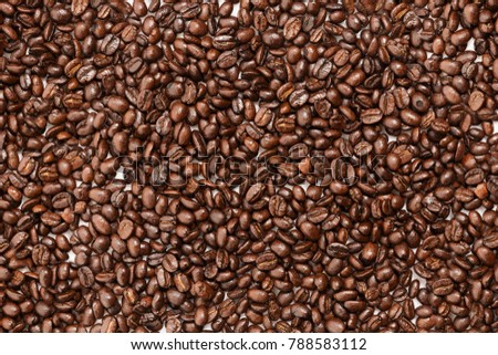 Roast coffee bean for texture and background. #788583112
