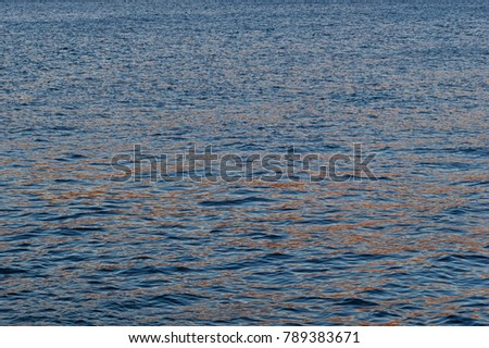 Sea surface pattern #789383671