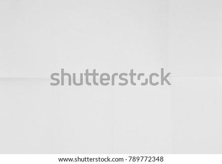 white sheet of paper folded #789772348