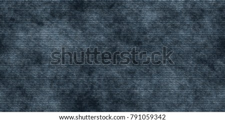 Jeans Denim Seamless Textures. Textile Fabric Background. Jeans Clothing Material Surface. Grunge Wear Pattern.