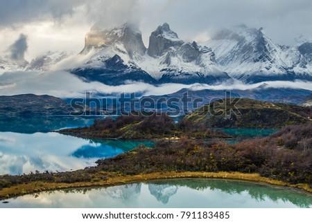 Parque Nacional Torres del Paine #791183485