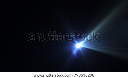 Digital Galaxy lens Flare , light leaks , Abstract overlays background. #793638298