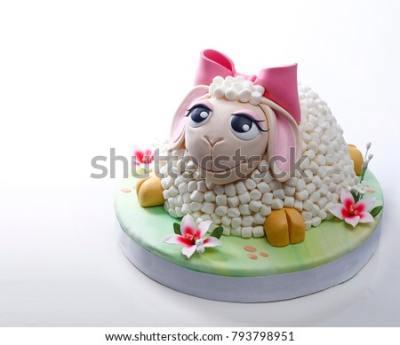 Small Cake Pastry #793798951
