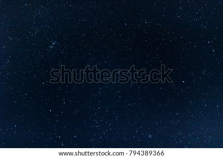A clear Astro Photo of a clear night. shot in The Netherlands