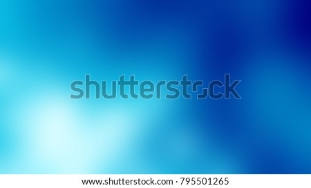 Abstract blurry blue background #795501265