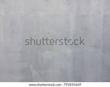 Empty white concrete surface. #795835669