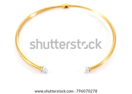 gold choker necklace #796070278