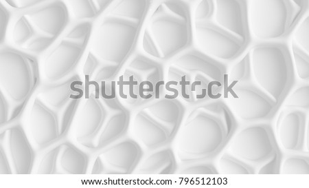 White texture. 3d illustration, 3d rendering.