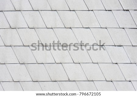 Eternit plates for roof or wall as a background #796672105