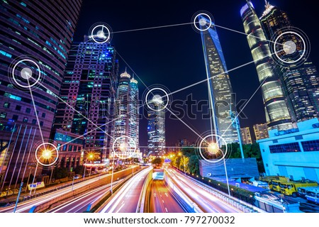 communication and technology for smart city  #797270032