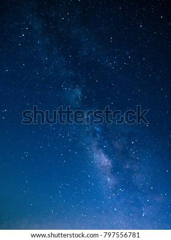 Milky Way image #797556781
