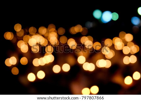 abstract bokeh lights background #797807866