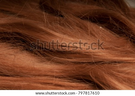 smooth hair tehture #797817610