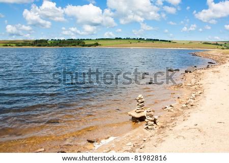 Siblyback Lake Cornwall England UK #81982816