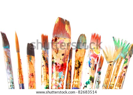 Paint brushes #82683514
