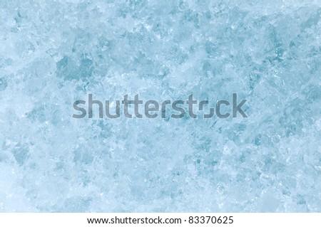 Ice background Royalty-Free Stock Photo #83370625