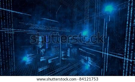 An illustration of virtual data