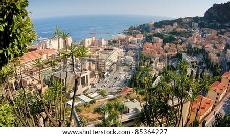 Monaco Monte Carlo. #85364227