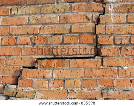Crack in the Brickwall #855398