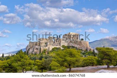 Acropolis, Athens, Greece #86074768
