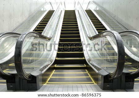 Future escalator #86596375