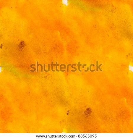 africa seamless texture orange  picture abstract watercolor background