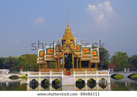 Bang Pa-In Palace in Thailand #88686511