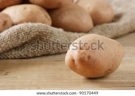 pile of potatoes #90170449