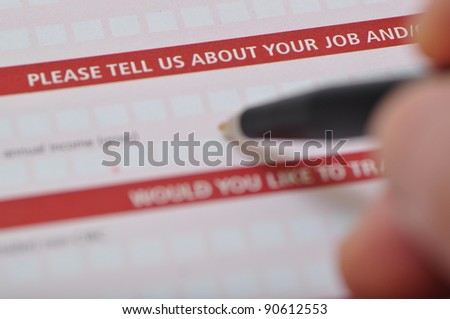 Please tell us about your job #90612553
