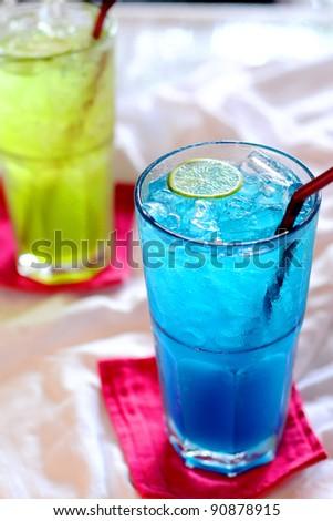 blue cocktail #90878915