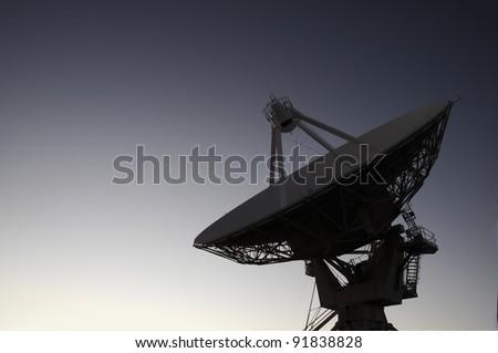 VLA radio telescope in New Mexico USA #91838828