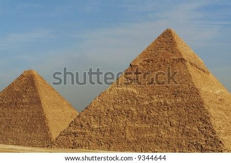 Egyptian pyramids #9344644