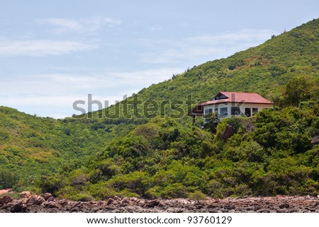 house in tropical environment. Thailand #93760129