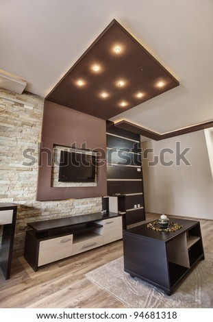 Modern room #94681318