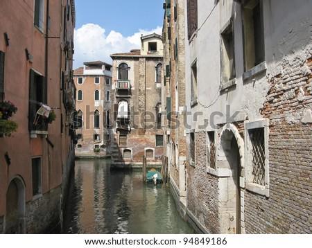 landscape of Venice, Italy - Europe #94849186