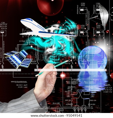 Designing of space technologies #95049541