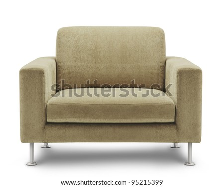 sofa furniture isolated on white background #95215399
