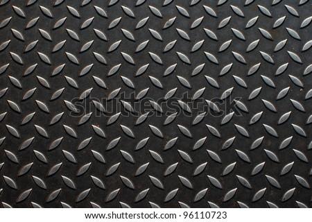 The diamond steel metal sheet #96110723