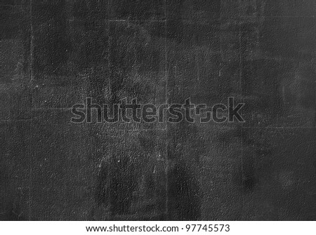 Background from high detailed fragment black stone wall #97745573