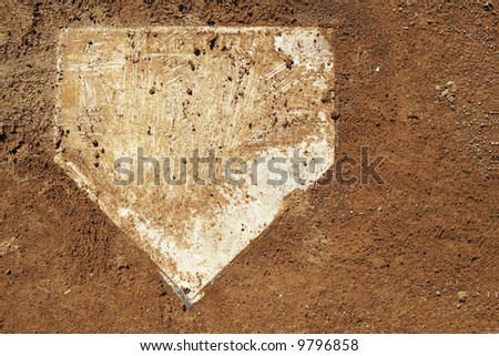 Home Plate #9796858