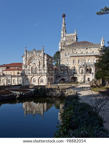 Bussaco Palace - Portugal #98882054